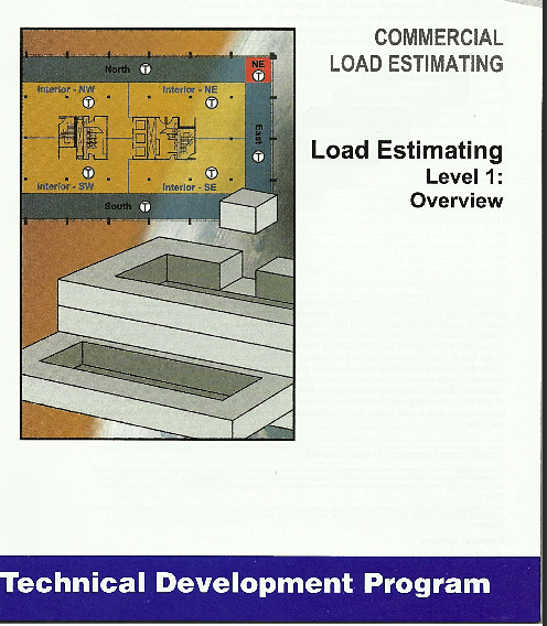 COMMERCIAL LOAD ESTIMATING
