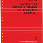 standard for the installation of stan pipe hose system