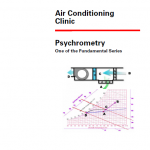Psychrometry- A Trane Air Conditioning Clinic