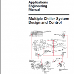 Multiple-Chiller-System Design and Control