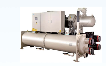 Water Cooled Screw Chiller Midea