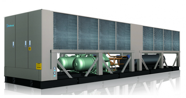 Air Cooled Screw Chiller Media