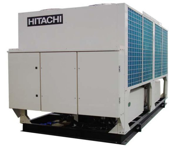 Hitachi Air Coold Screw Chiller