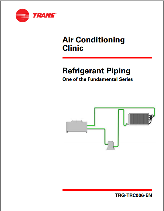 Air Conditioning Clinic-Refrigerant Piping