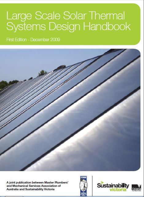 Large Scale Solar Thermal Systems Design Handbook