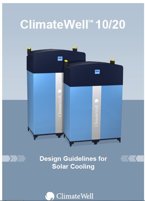 Design Guidelines For Solar Cooling 2009 ClimateWell
