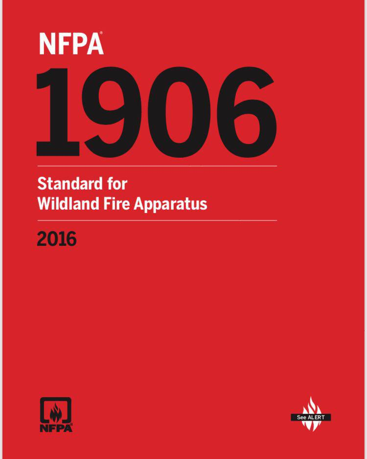NFPA 906 – Guide Fire Incident – 1916