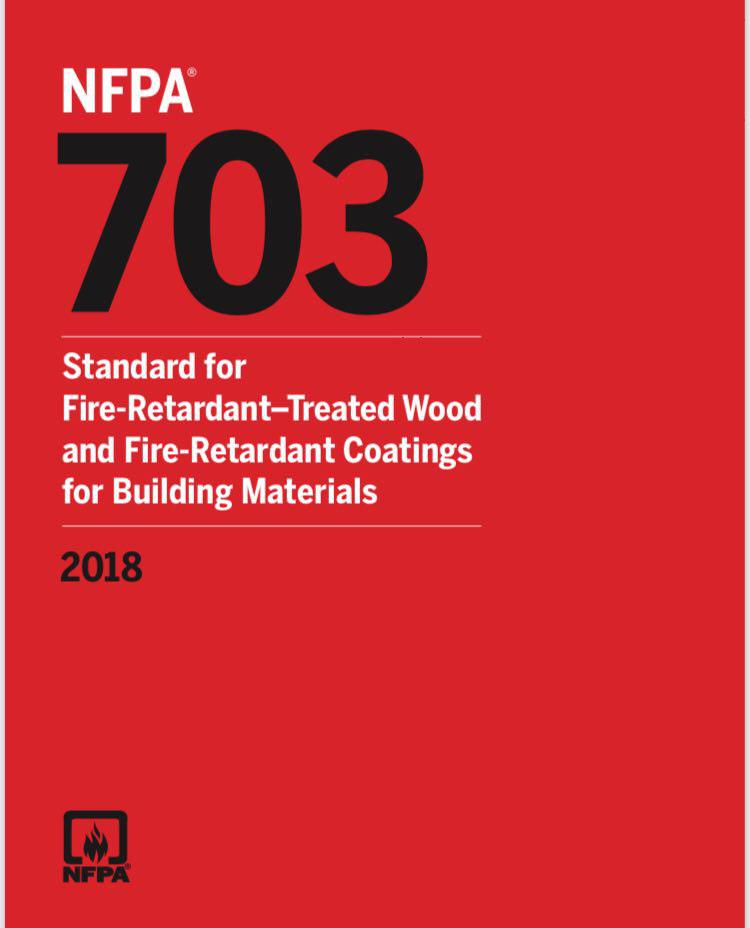 NFPA_703_Std,_Fire_Rtrdnt_Cotg's