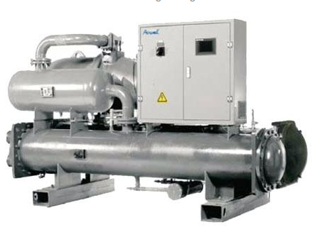 Screw Water Cooled Chiller Airwell